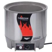 Vollrath 72017, Cayenne® 7 Qt. Round Heat 'N Serve Food Warmer