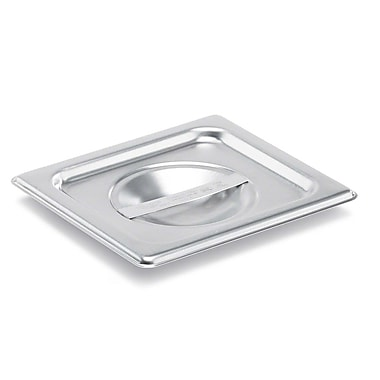Vollrath – Couvercle solide de plat pour réchaud à vapeur 75160, taille 1/6