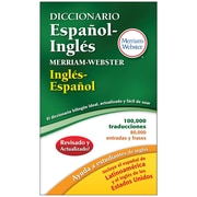 MERRIAM WEBSTER® Espanol-Ingles Dictionary