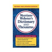 MERRIAM WEBSTER® Dictionary & Thesaurus, Trade