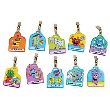 Educational Insights® That's My Job Classroom Responsibility Badges