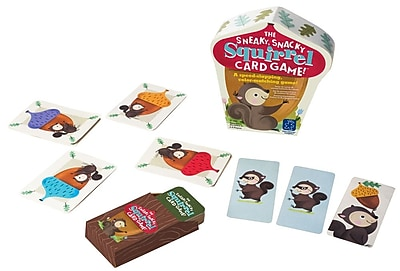 Educational Insights The Sneaky Snacky Squirrel Card