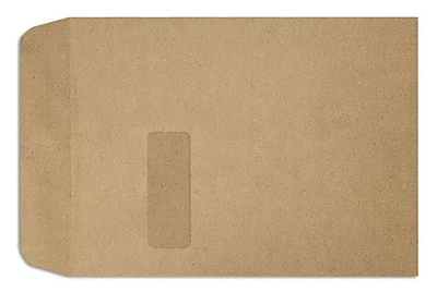 LUX Open End Window Envelopes 9