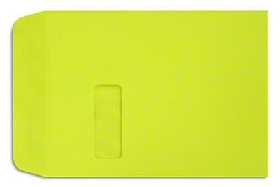 LUX Open End Envelopes 9