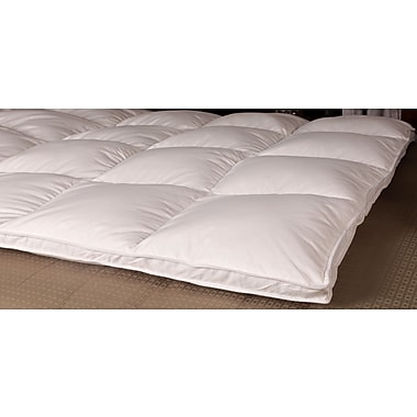 Royal Elite Featherbed, 233 Thread Count, Twin, 7 Pounds