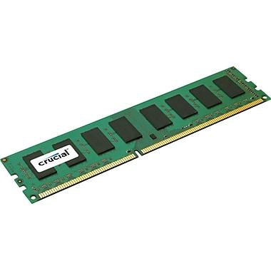Crucial 8GB ECC DDR3 PC3 12800 Memory