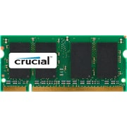 Crucial – Mémoire SODIMM PC2-5300 DDR2 de 2 Go