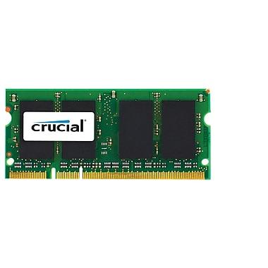 Crucial – Mémoire DDR2 de 667 MHz et de 2 Go