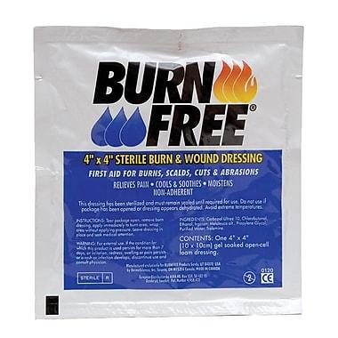 Burn Free Dressing, 4