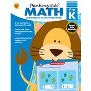 Thinking Kids Math (Grade PK)