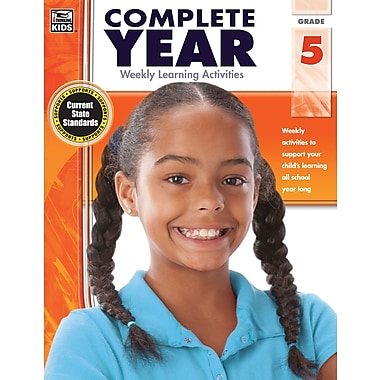 Complete Year Weekly Learning Activities (Grade 5)