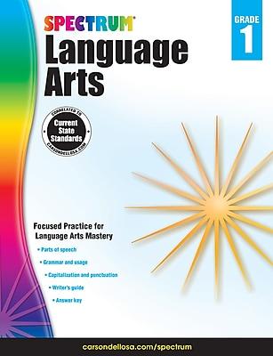 Spectrum Language Arts (Grade 1)