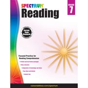 Spectrum Reading Workbook (Grade 7)