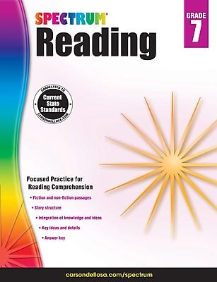 Spectrum Reading Workbook (Grade 7)