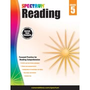 Spectrum Reading Workbook (Grade 5)