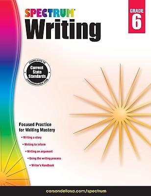 Spectrum Writing (Grade 6)