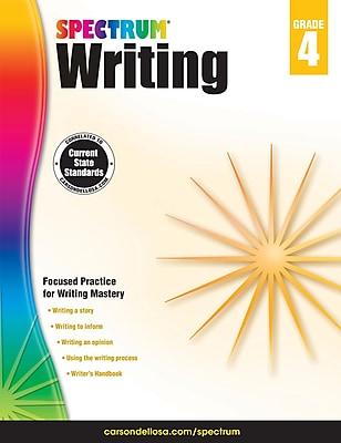 Spectrum Writing (Grade 4)