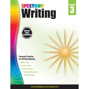Spectrum Writing (Grade 3)