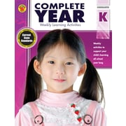 Complete Year Weekly Learning Activities (Grade K)