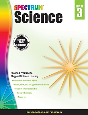 Spectrum Science (Grade 3)