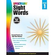 Spectrum Sight Words (Grade 1)
