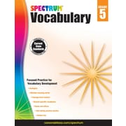 Spectrum Vocabulary (Grade 5)