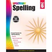Spectrum Spelling (Grade 6)
