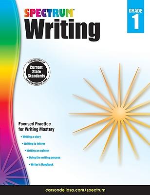 Spectrum Writing (Grade 1)