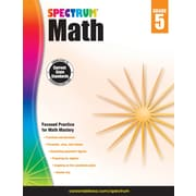 Spectrum Math Workbook (Grade 5)