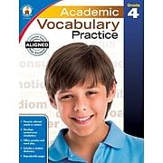 Academic Vocabulary Practice (Grade 4)