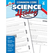 Common Core Science 4 Today Daily Skill Practice (Grade 4)