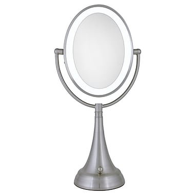 NEXT GENERATION LED Lighted Vanity Mirror, Oval