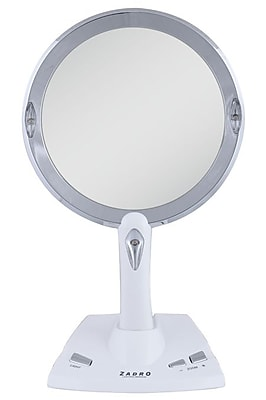 Zadro Acrylic Power Zoom LED Lighted Vanity Mirror 13
