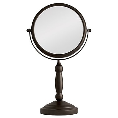 Zadro Metal Two Sided Swivel Mirror 16