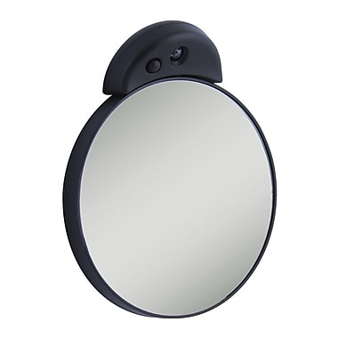 Zadro Acrylic Lighted Spot Mirror, 15X Magnification