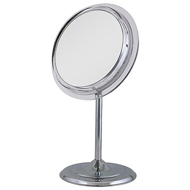 Zadro Acrylic Makeup Mirror with Pedestal 16