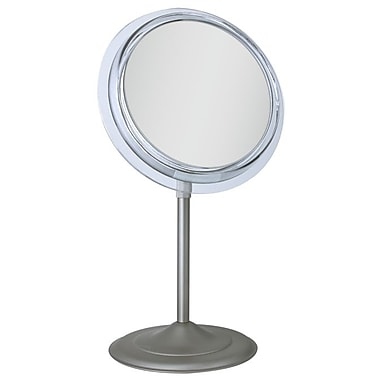 Zadro Adjustable Pedestal Mirror 17