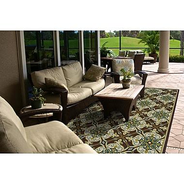 Style Haven Caspian 1005D Indoor/Outdoor Area Rug