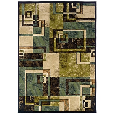 Style Haven Emerson 2817A Indoor Area Rug