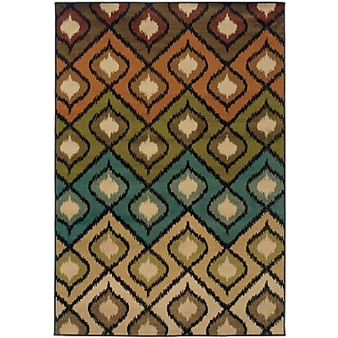 Style Haven Emerson 3309A Indoor Area Rug