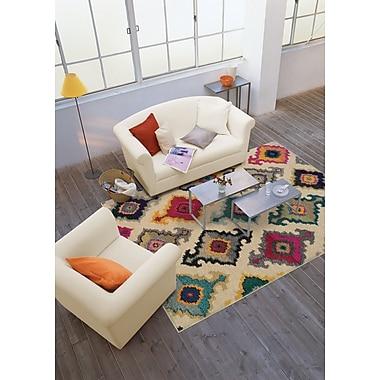 Style Haven Kaleidoscope 5990Y Indoor Area Rug