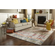 Style Haven Kaleidoscope 5992F Indoor Area Rug