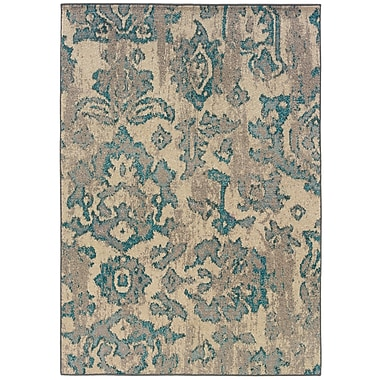 Style Haven Kaleidoscope 8023Y Indoor Area Rug