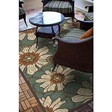 Style Haven Montego 3444M Indoor/Outdoor Area Rug