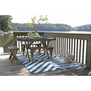 Style Haven Riviera 4589L Indoor/Outdoor Area Rug