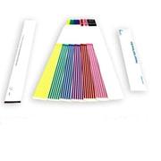 WaspMD – Bracelets pour adultes, 1 1/8 x 11 po, 250 étiquettes/rouleau