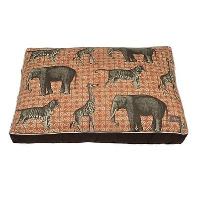 JB Home Safari Indoor/Outdoor Floor Pillow; Apricot