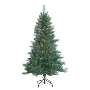 Sterling Inc 5' Colorado Spruce Christmas Tree w/ 200 Clear Lights w/ Stand