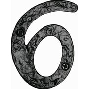 Acorn House Number; 6