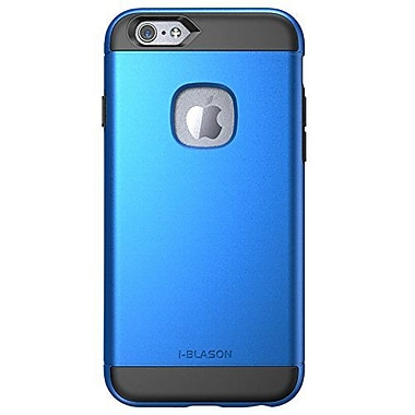 i-Blason Samsung Galaxy Note 4 Case - Unity Series Armored Hybrid TPU plus PC Case - Blue